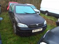 Opel Astra G Разборочный номер 53450 #1