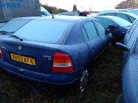 Opel Astra G Разборочный номер 53555 #2