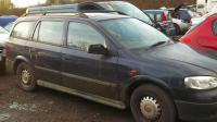 Opel Astra G Разборочный номер W9659 #2