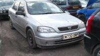 Opel Astra G Разборочный номер W9743 #1