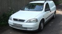 Opel Astra G Разборочный номер 54303 #1