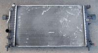 Радиатор основной Opel Astra H Артикул 51193450 - Фото #1