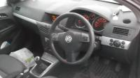 Opel Astra H Разборочный номер W8535 #4