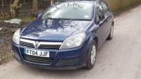 Opel Astra H Разборочный номер W8685 #1
