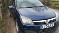 Opel Astra H Разборочный номер W8685 #2