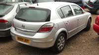 Opel Astra H Разборочный номер W8821 #1