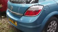Opel Astra H Разборочный номер W9137 #4
