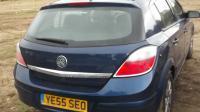 Opel Astra H Разборочный номер W9657 #2