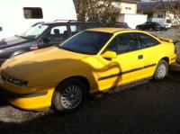 Opel Calibra Разборочный номер S0357 #2