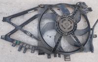 Вентилятор радиатора Opel Combo Артикул 50561514 - Фото #1