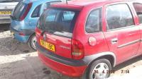 Opel Corsa B Разборочный номер 45446 #2