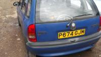 Opel Corsa B Разборочный номер W8858 #1