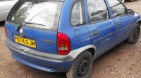 Opel Corsa B Разборочный номер W8858 #2