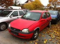Opel Corsa B Разборочный номер 51676 #2