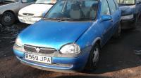 Opel Corsa B Разборочный номер W9682 #1