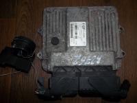 Блок управления Opel Corsa C Артикул 51844664 - Фото #1