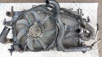 Диффузор (кожух) вентилятора радиатора Opel Corsa C Артикул 900088844 - Фото #1