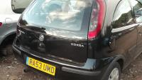 Opel Corsa C Разборочный номер W7879 #2