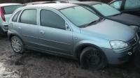 Opel Corsa C Разборочный номер W8479 #1