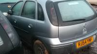 Opel Corsa C Разборочный номер W8479 #3