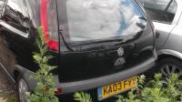 Opel Corsa C Разборочный номер 49938 #2