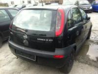 Opel Corsa C Разборочный номер L5162 #2