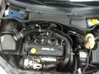 Opel Corsa C Разборочный номер L5162 #4