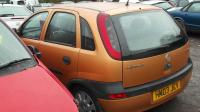Opel Corsa C Разборочный номер W9538 #2