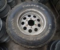 Диск колесный обычный (стальной) Opel Frontera A Артикул 859176 - Фото #1