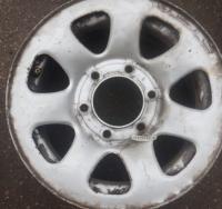 Диск колесный обычный (стальной) Opel Frontera B Артикул 870718 - Фото #1