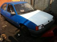 Opel Kadett Разборочный номер 50667 #2
