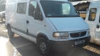 Opel Movano Разборочный номер 44714 #1