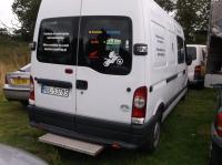 Opel Movano Разборочный номер B2475 #2