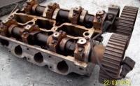 Головка блока цилиндров двигателя (ГБЦ) Opel Omega B Артикул 50363252 - Фото #2