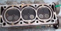 Головка блока цилиндров двигателя (ГБЦ) Opel Omega B Артикул 50363252 - Фото #3