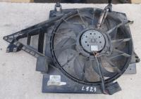 Диффузор (кожух) вентилятора радиатора Opel Omega B Артикул 900085669 - Фото #1