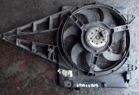Диффузор (кожух) вентилятора радиатора Opel Omega B Артикул 900093068 - Фото #1