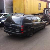 Opel Omega B Разборочный номер Z3087 #2