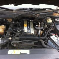 Opel Omega B Разборочный номер Z3087 #4