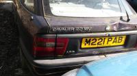 Opel Vectra A Разборочный номер W8621 #4