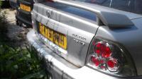 Opel Vectra B Разборочный номер W7521 #5