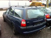 Opel Vectra B Разборочный номер 48021 #1