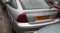 Opel Vectra B Разборочный номер W8573 #2