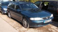 Opel Vectra B Разборочный номер 50619 #1