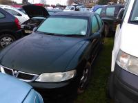Opel Vectra B Разборочный номер 52637 #1