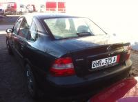 Opel Vectra B Разборочный номер 52809 #1