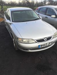 Opel Vectra B Разборочный номер 52985 #4