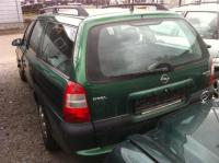 Opel Vectra B Разборочный номер 53314 #1