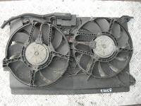 Двигатель вентилятора радиатора Opel Vectra C Артикул 51805875 - Фото #1