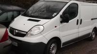 Opel Vivaro Разборочный номер W8398 #2